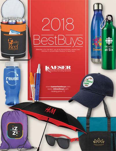 2018 Best Buys Catalog